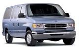 Alquilar un Ford ClubWagon 9 plazas Miami