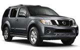 Alquilar un Nissan Pathfinder