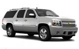 Alquilar un Chevrolet Suburban 8 plazas Miami