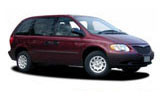 Alquilar un Chrysler Voyager Miami