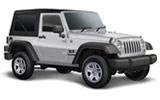 Alquilar un Jeep Wrangler Miami