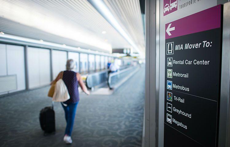 Transporte Miami Aeropuerto