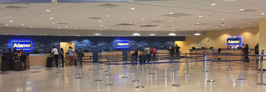 Alamo Miami Aeropuerto