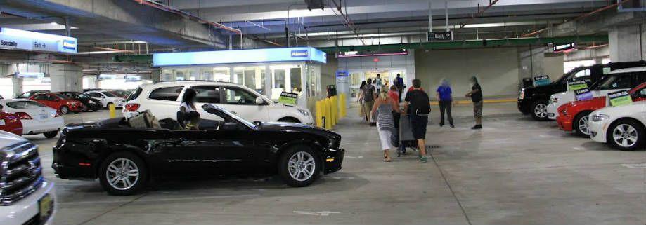 Retirar auto Alamo Miami