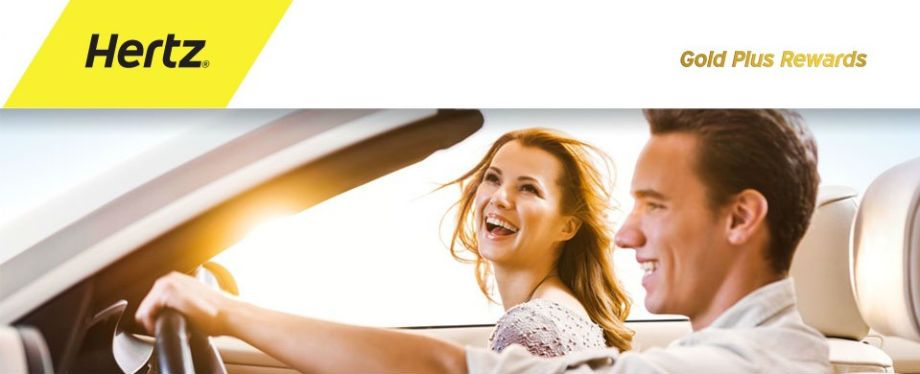 Hertz Gold Plus Reward