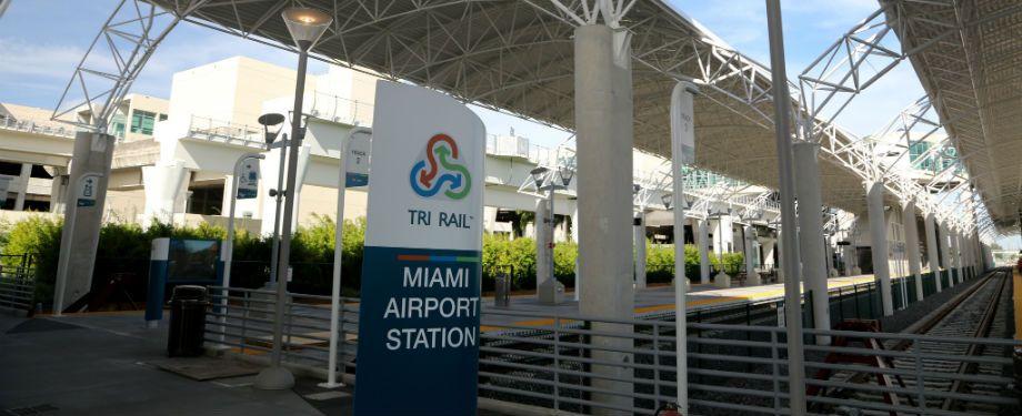 Tri-Rail Miami Aeropuerto