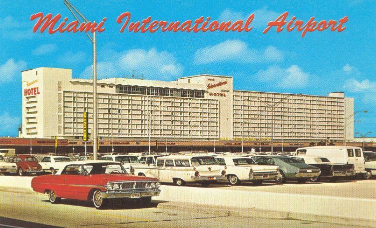Aeropuerto de Miami pasado
