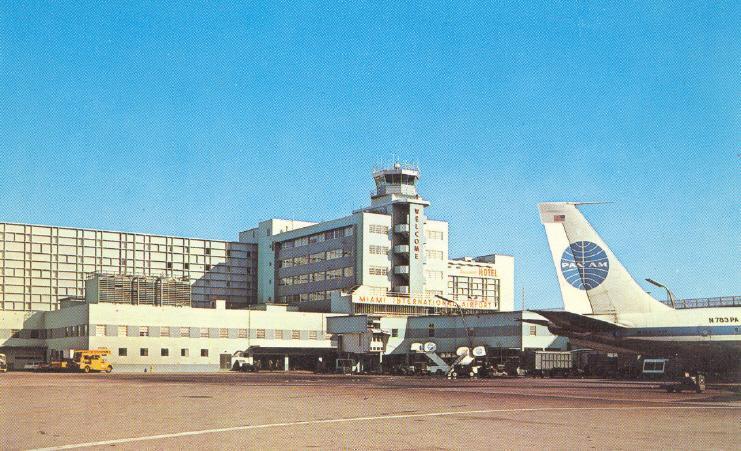Aeropuerto Miami Historia